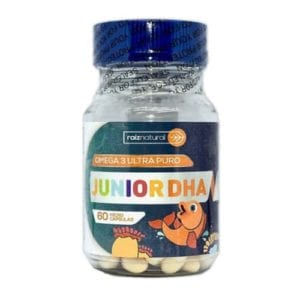 DHA Junior x 60 cápsulas