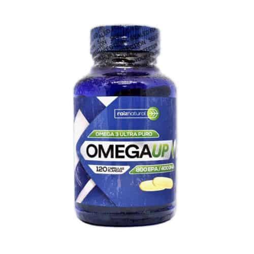 OmegaUP x 120 cápsulas (Ultra puro)