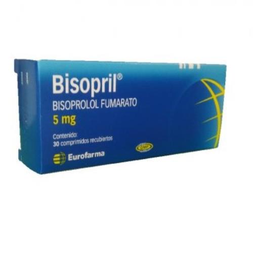 Bisopril 5 mg x 30
