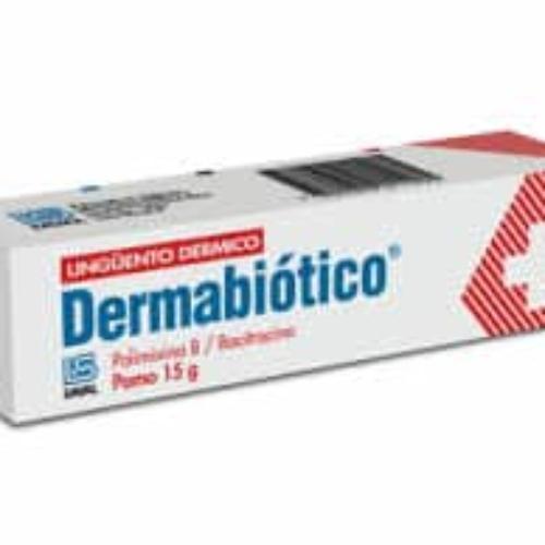 Dermabiótico Ungüento 15 gr