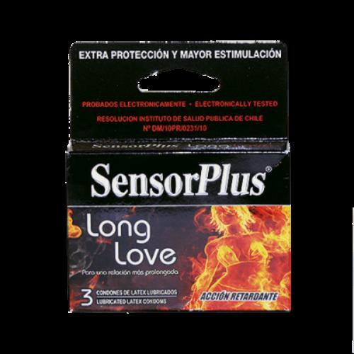 Sensor Long Love x 3