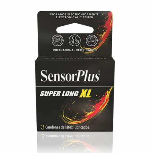 Sensor Super Long Xl x 3