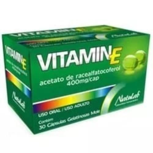 Vitamina E 400Mg x 30