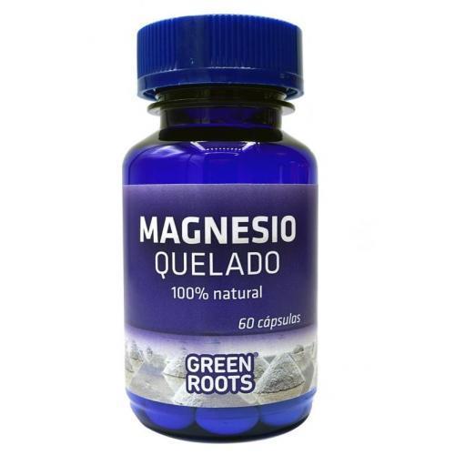 Magnesio Quelado (60 cápsulas)