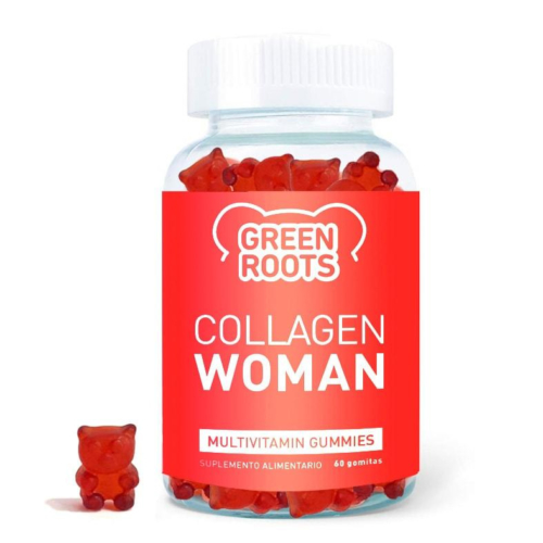 Collagen Woman Gummies (Colágeno + Vitaminas)