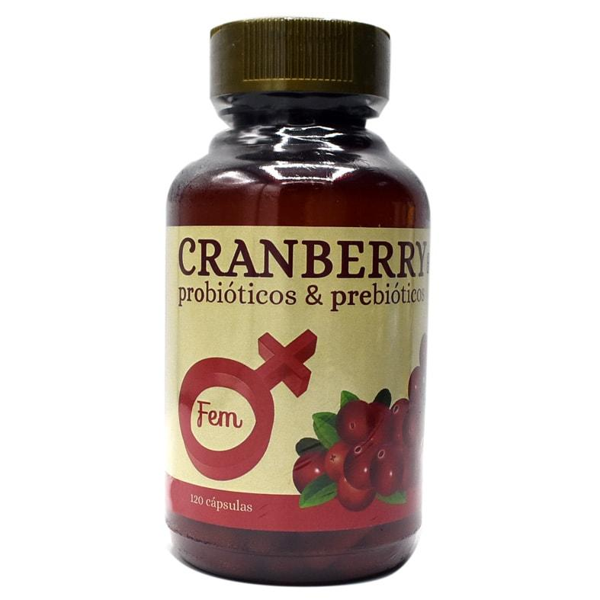 Cranberry Probiótico + Prebiótico