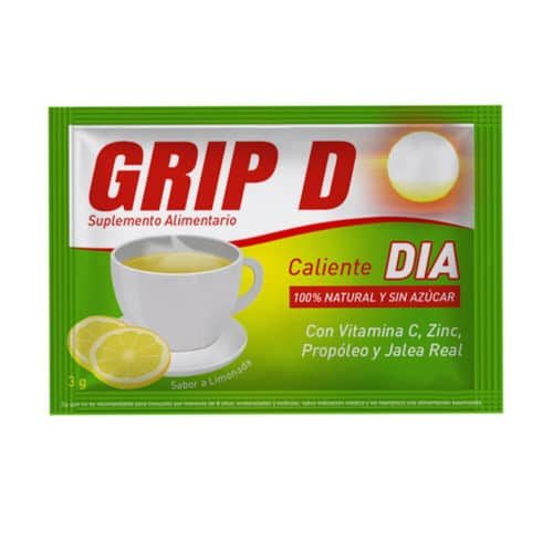 Grip D (Caliente Día)