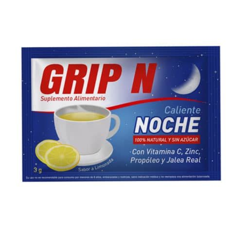 Grip N (Caliente Noche)