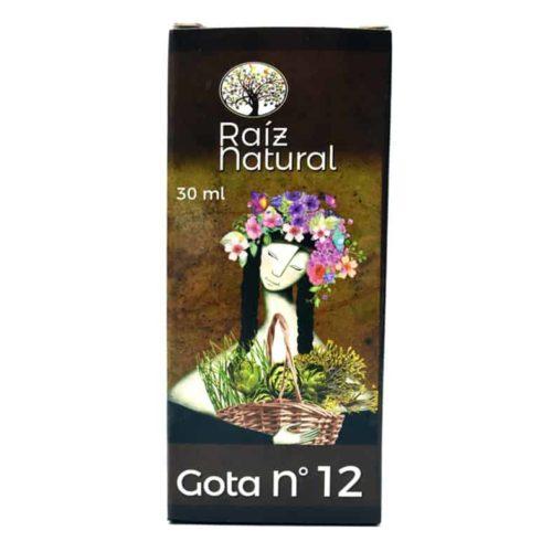 GOTA  N°12 – Adelgazante