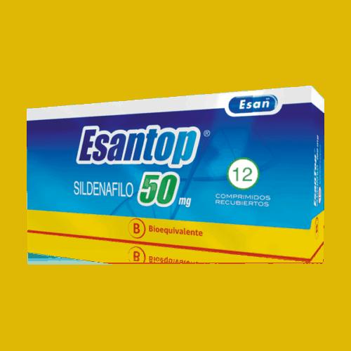 Esantop 50 mg x 12