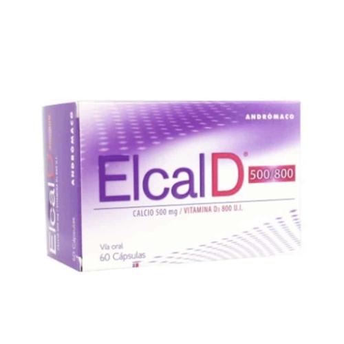 Elcal-D 500/800 X60