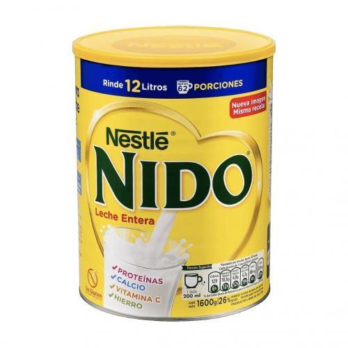 Nido 1600 Instataneo Tarro