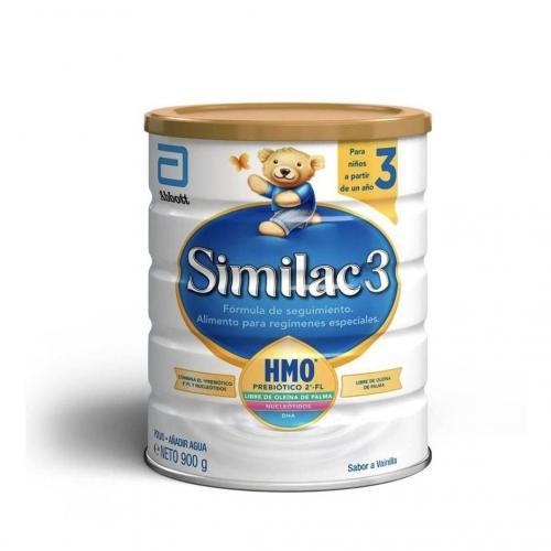 Similac 3 900 gr (1-3 Años)