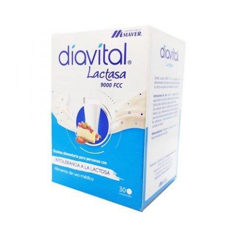 Diavital x 30 comprimidos Lactasa