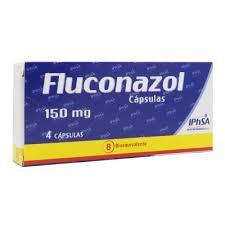 Fluconazol 150 mg x 4 cápsulas (IPhSA)