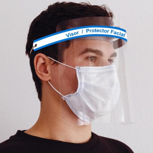 Protector Escudo Mascara Facial