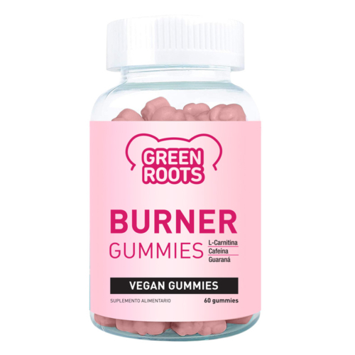 Burner Gummies x 60 gomitas masticables