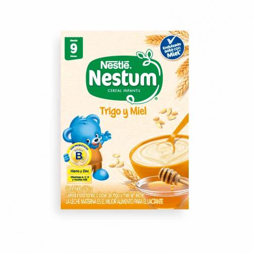 Nestum Cereal Infantil 250 g