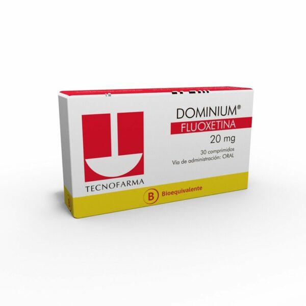 Dominium 20mg x 30 comprimidos