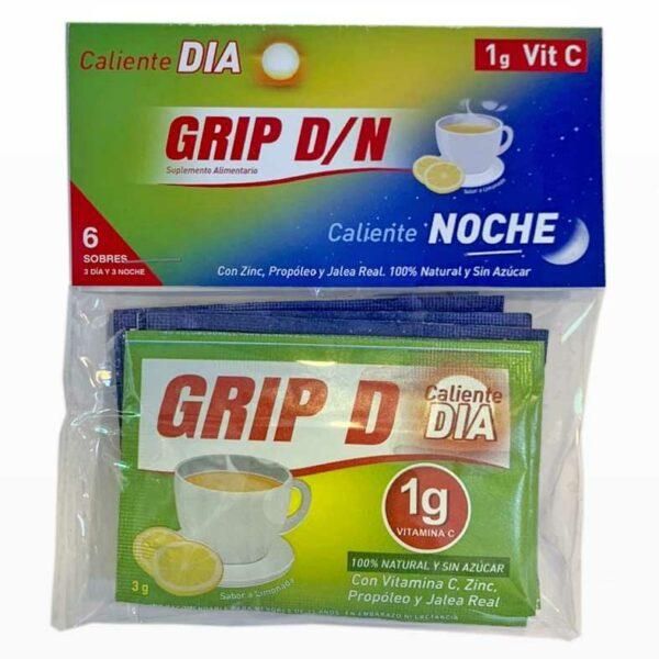 Grip Día/Noche(6)