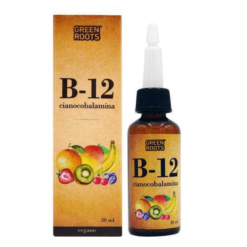 Vitamina B12 Gotas