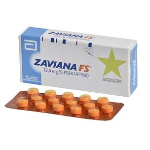 Zaviana 12,5 mg x 30 comprimidos recubiertos de liberación prolongada (Abbott)