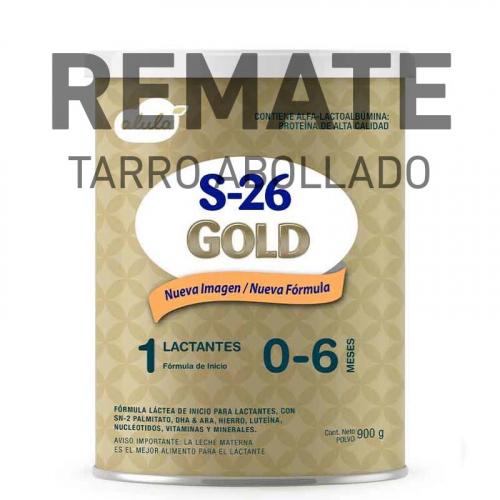 REMATE S-26 GOLD 900g (Tarro Abollado)