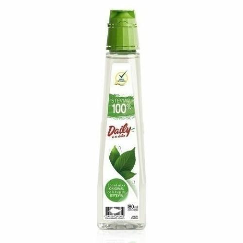 Daily 100% Stevia 180 Ml