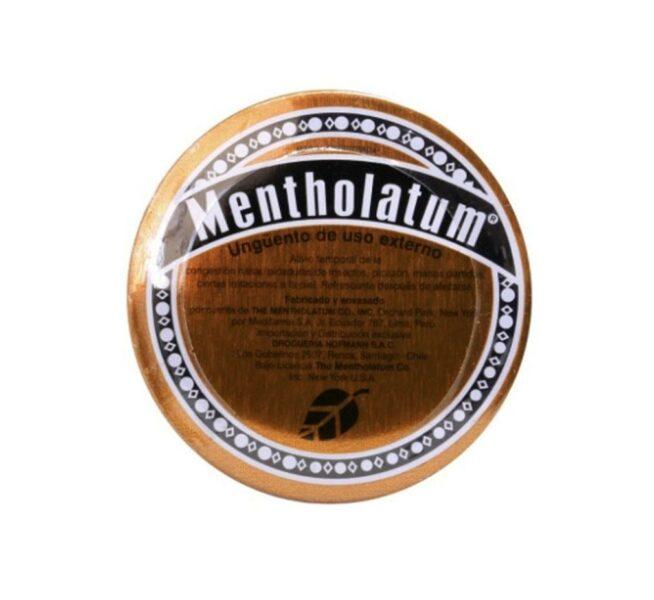 Mentholatum Lata de 18 g