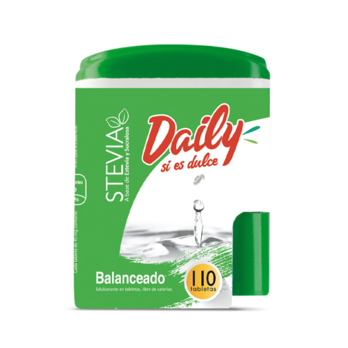 Daily Stevia 110 Tabletas