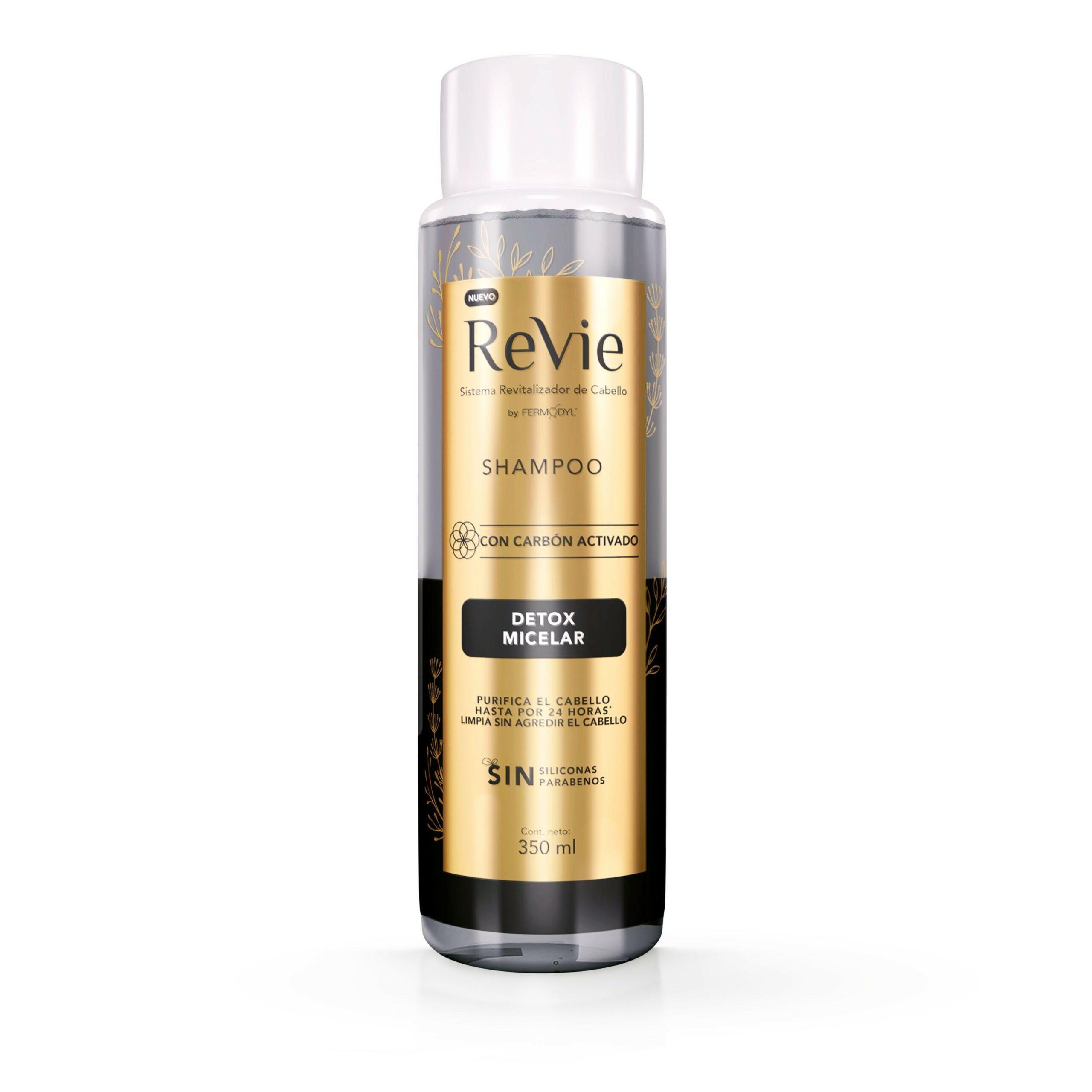 Revie Shampoo Detox Micelar 350 Ml